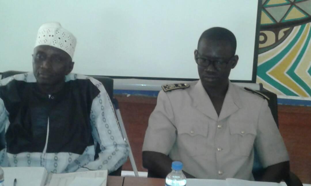 """Ibrahima K Danfa, Gouverneur de la North Bank (Gambie) : """" Auparavant, la Gambie avait des gouverneurs politiques, mais maintenant nous avons des gouverneurs intellectuels et technocrates """""""