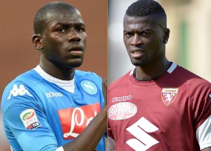 Naples/Torino : Kalidou Koulibaly VS Mbaye Niang, l'autre derby
