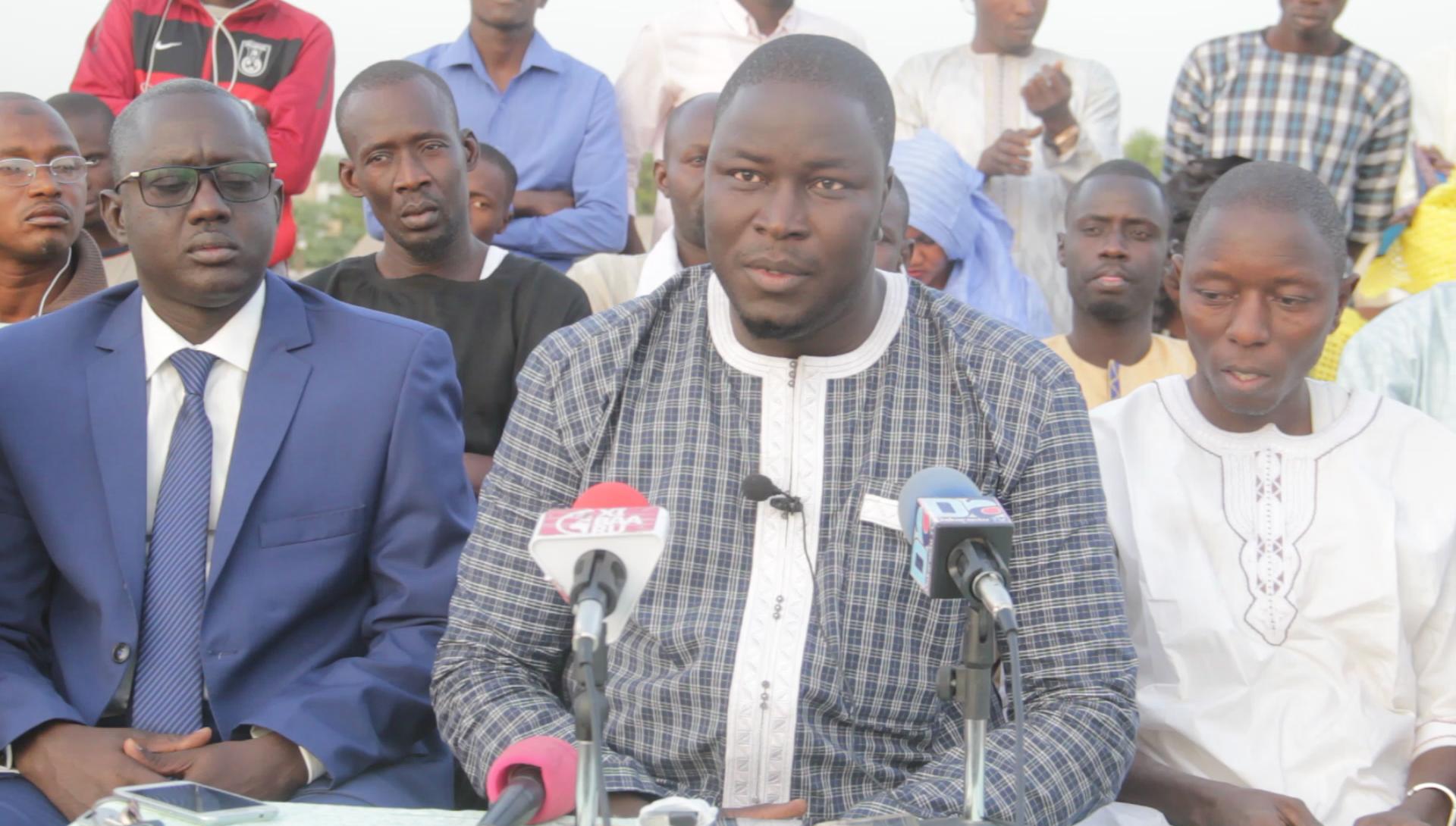Meeting des jeunes de l'Apr de Touba-Mbacké : Moustapha Cissé Lô interdit à ses militants d'y prendre part