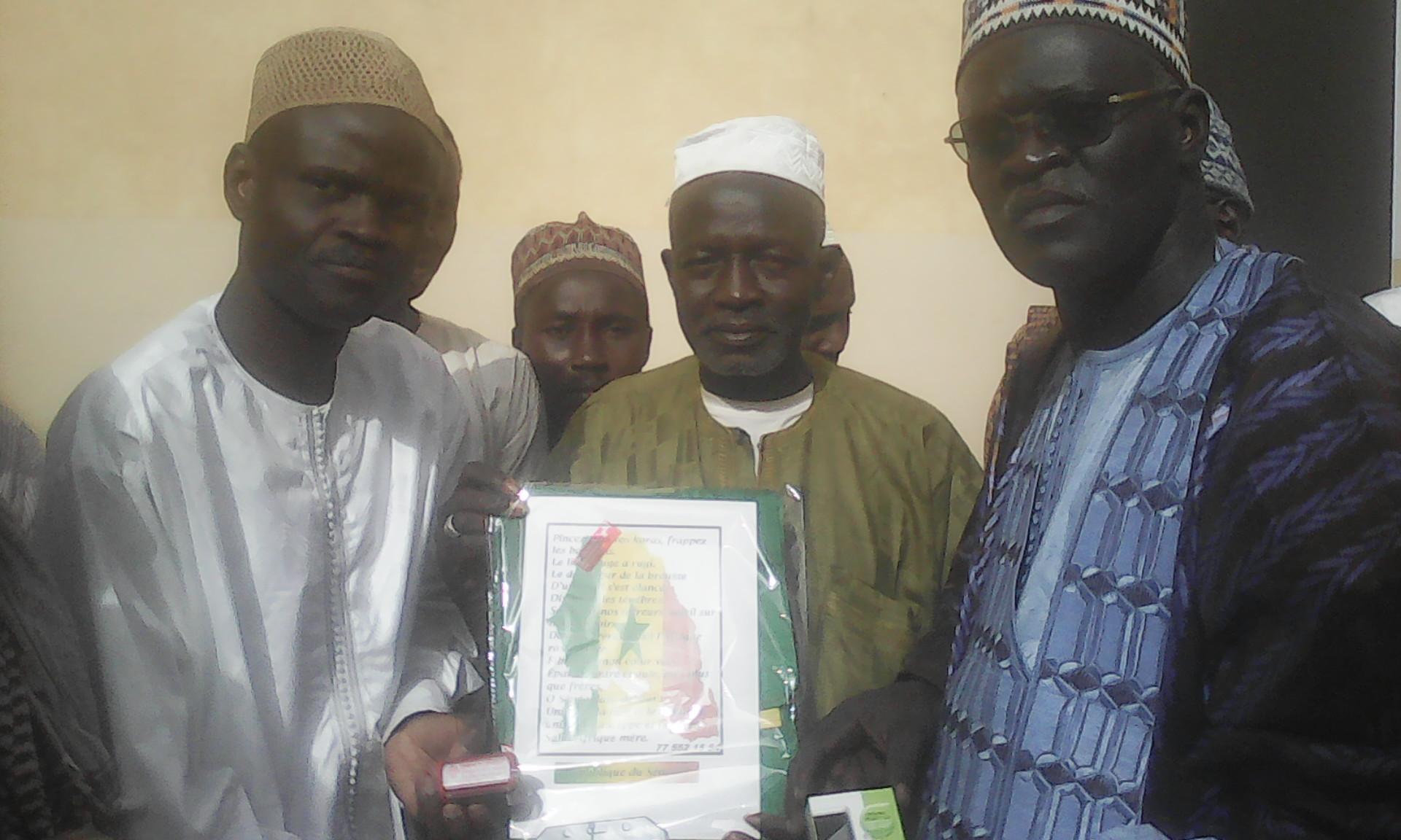 LATMINGUÉ : Le Docteur Macoumba Diouf mobilise les chefs de village pour booster la taxe rurale