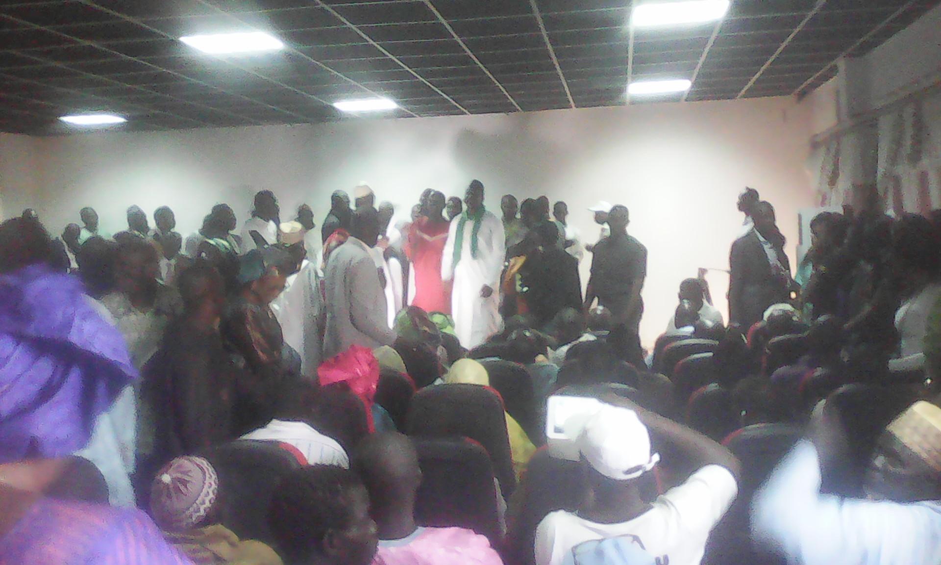 Conclave des amis de Khalifa Sall à Kaolack : Abdoulaye Vilane les accuse d'usage de faux et d'escroquerie