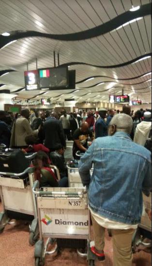 Aéroport de Diass : La réception des bagages, la foire aux problèmes