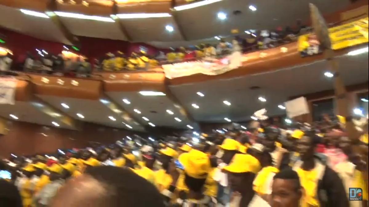 Lancement de son mouvement ALSAR : Mamadou Racine Sy gagne le pari de la mobilisation