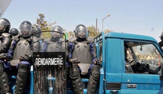 Fidak : près de 500 gendarmes déployés
