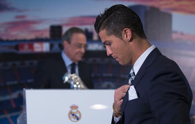 Real Madrid : Cristiano Ronaldo entre en guerre avec Florentino Perez