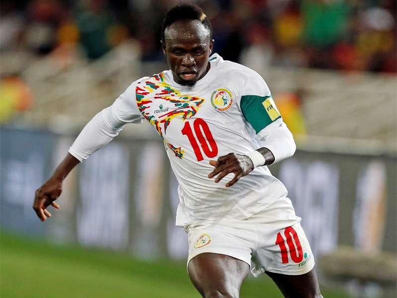 Sadio Mané parmi les trois nominés du ballon d'or africain 2017