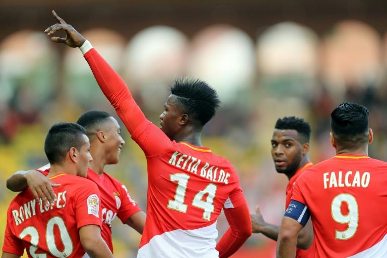 Meilleur sénégalais L1 : Keiïa Baldé embrase le chaudron