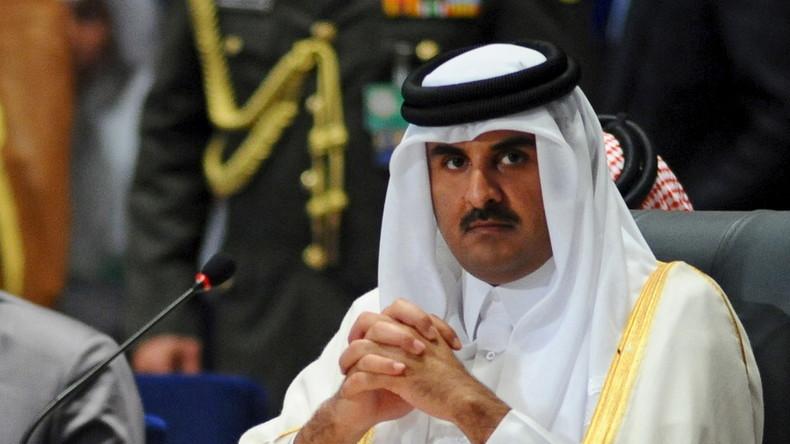 L'émir du Qatar attendu demain à Dakar : il y est précédé par son ministre des Affaires étrangères, qui arrive ce mardi