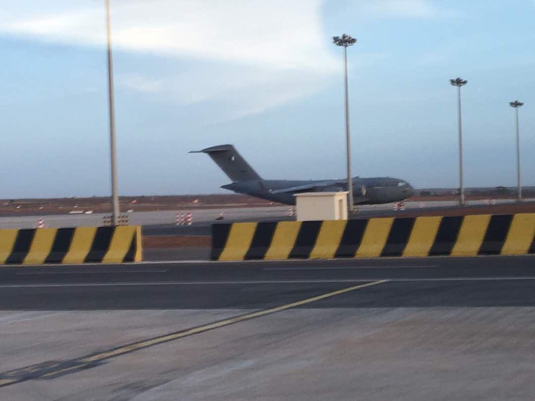 Al-Thani attendu à Dakar demain : Les forces armées du Qatar déjà à l'Aéroport international Blaise Diagne