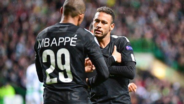 PSG : Mbappé et les messages de Neymar