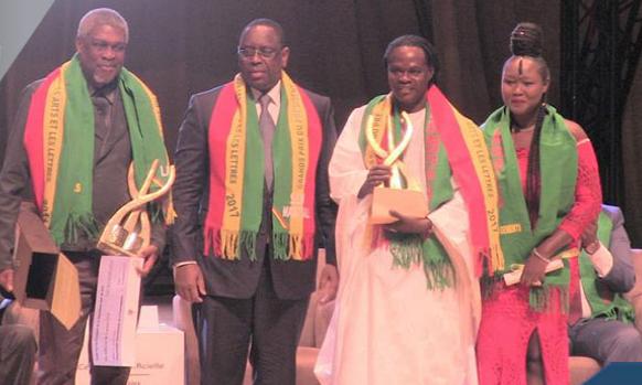 Grand prix du Président de la république pour les arts et les lettres : les lauréats expriment leur reconnaissance