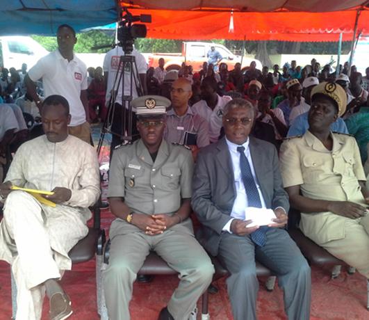 """Corridors Ziguinchor-Banjul-Bissau : La MCC s'attaque au paiement des """"faux frais"""""""