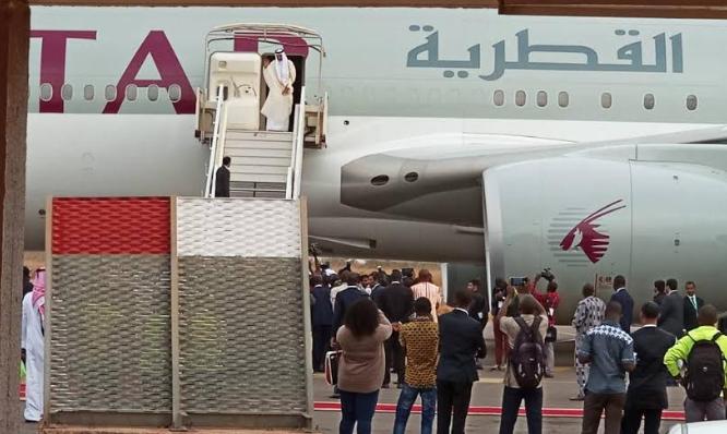 L'émir du Qatar manque-t-il de respect à l'Afrique ? / Visite-éclair à Dakar, des escales d'une heure à Bamako et Ouaga