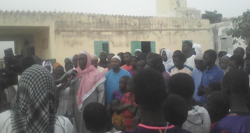 Procès de l'imam Alioune Badara Ndao : La famille confiante quant à l'issue, menace toutefois de porter plainte contre le journal les ''échos''
