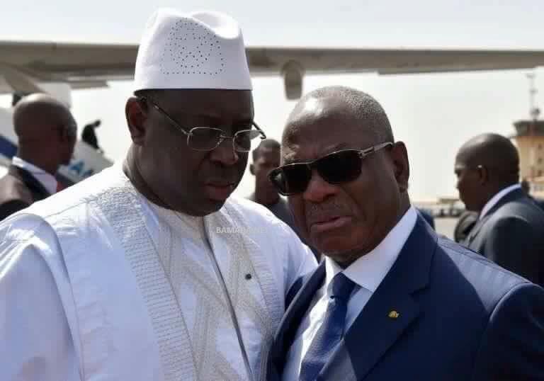 Retour de ATT au Mali : IBK évoque le rôle joué par Macky Sall sous les auspices de la CEDEAO