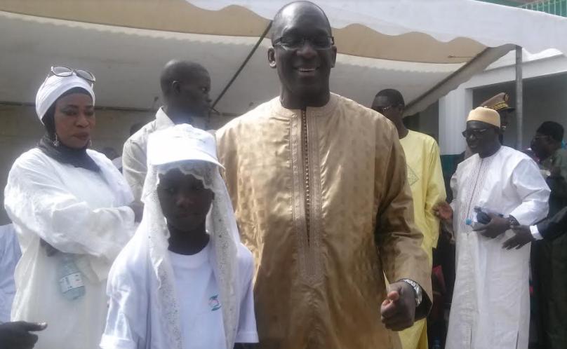 CMU/Elèves : « La réussite scolaire d'un élève est tributaire d'un bon état  de santé » (Abdoulaye Diouf Sarr)