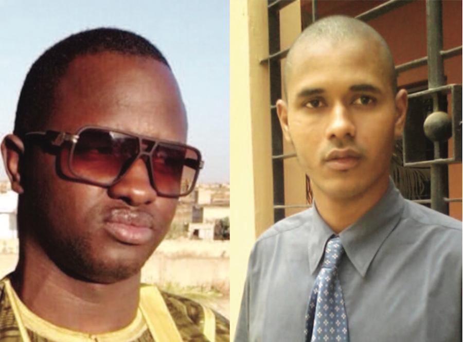 CHEIKH MBACKÉ GADIAGA - MOïSE RAMPINO : Association de malfaiteurs en ligne