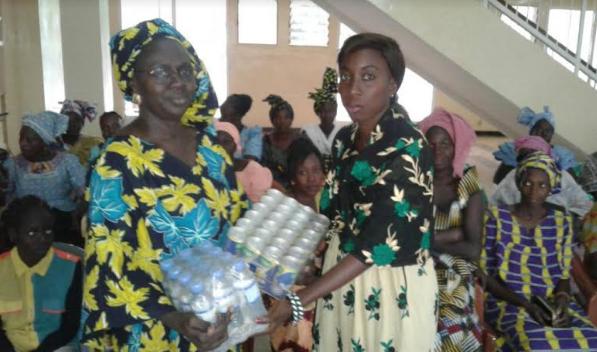 Kaolack : La mairie met à la disposition des femmes catholiques une enveloppe de 2 millions pour les besoins de la fête de Noël