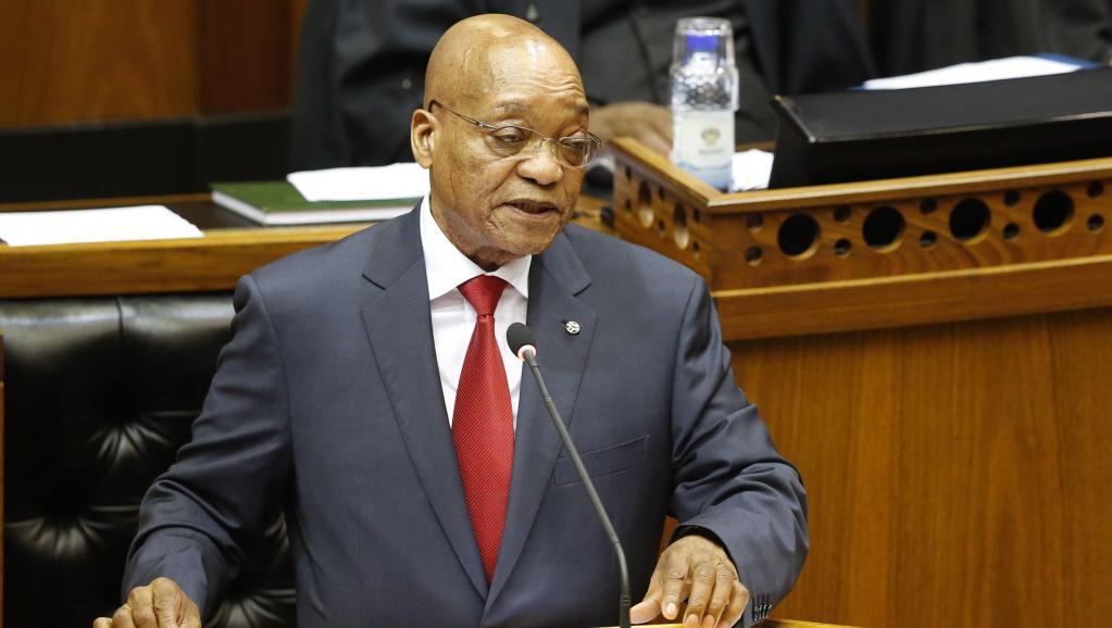 AFRIQUE DU SUD : Jacob Zuma s'accroche au pouvoir