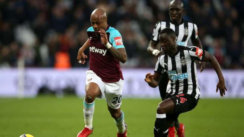 L'inattendu come-back d'Henri Saivet avec Newcastle !