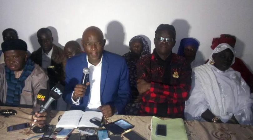 """Sidi Bara Fall, conseiller politique de Mimi Touré : """" Birahime Seck, Abdoulaye Baldé et Ousmane Sonko n'ont pas de leçon de morale à donner à Aminata Touré. Ce sont de nouveaux opposants qui veulent se faire un nom !  """""""