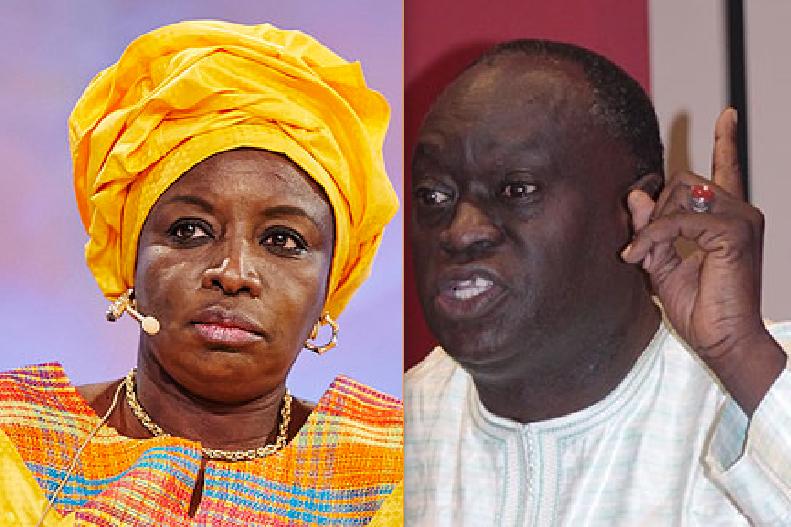 Kaolack : Les partisans de Mimi Touré taclent Me El Hadj Diouf