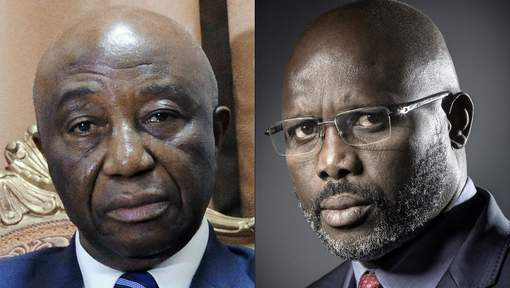 George Weah va-t-il devenir président du Libéria?