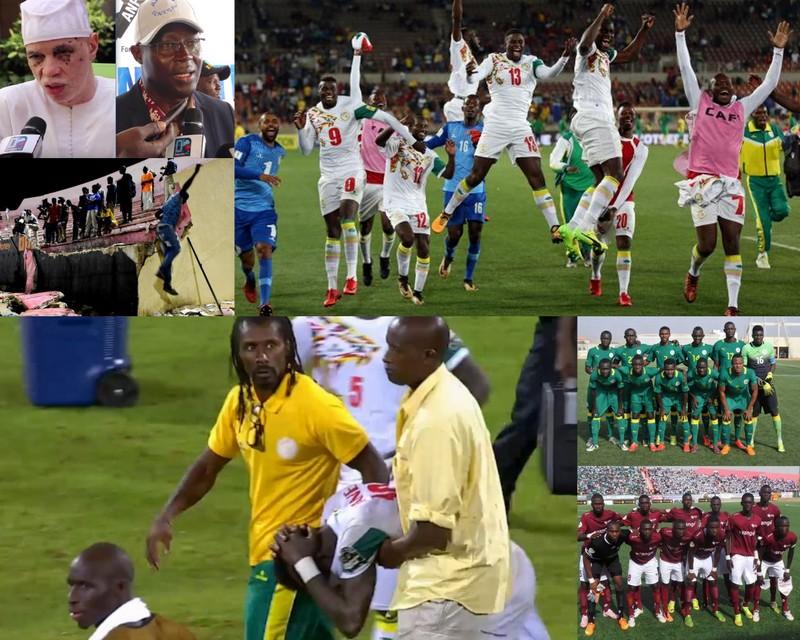 Rétro 2017 : Quelques grands moments du football sénégalais