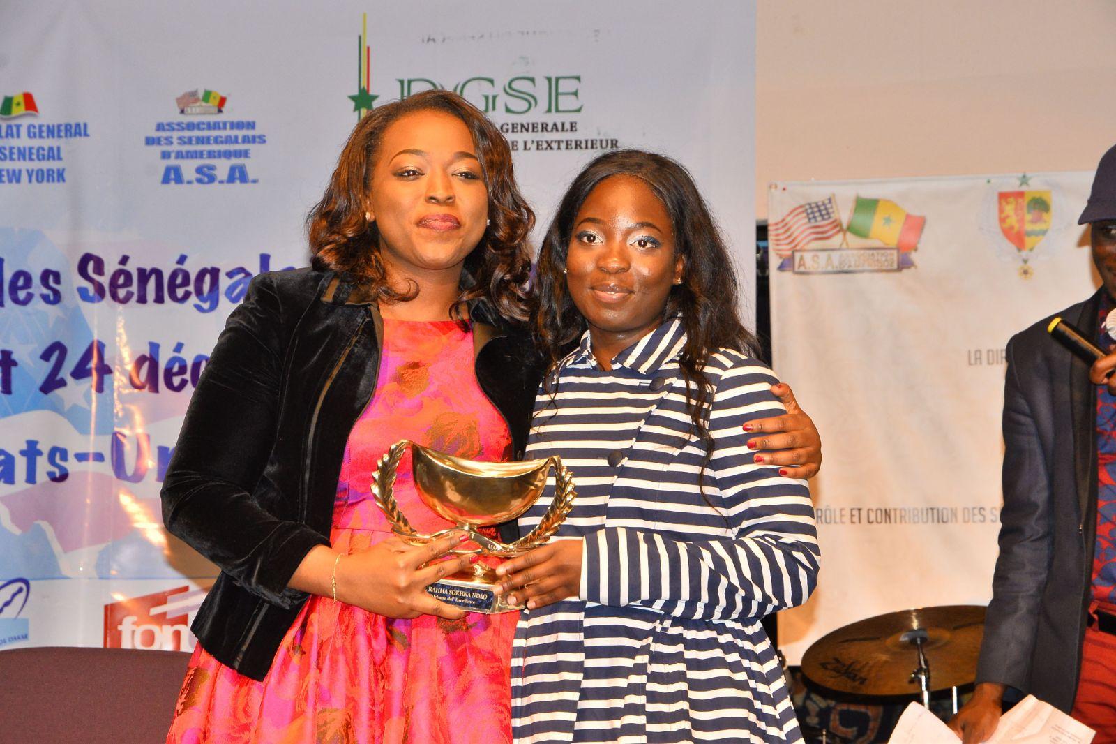 Les images de la Cérémonie des Calebasses de l'excellence Awards aux États-Unis