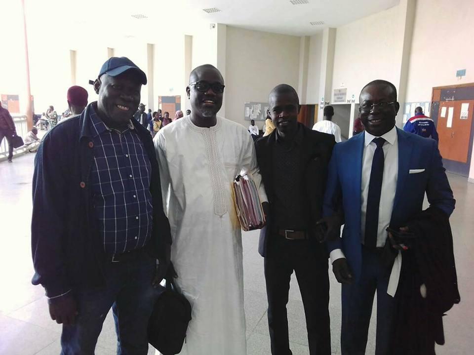 Procès en diffamation : Cheikh Kanté recule encore devant « le lourd dossier » porté par Mouth Bane