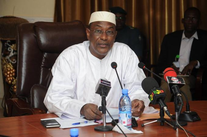 MALI : Le Premier ministre Abdoulaye Idrissa Maiga vient de présenter sa démission au Président de la République