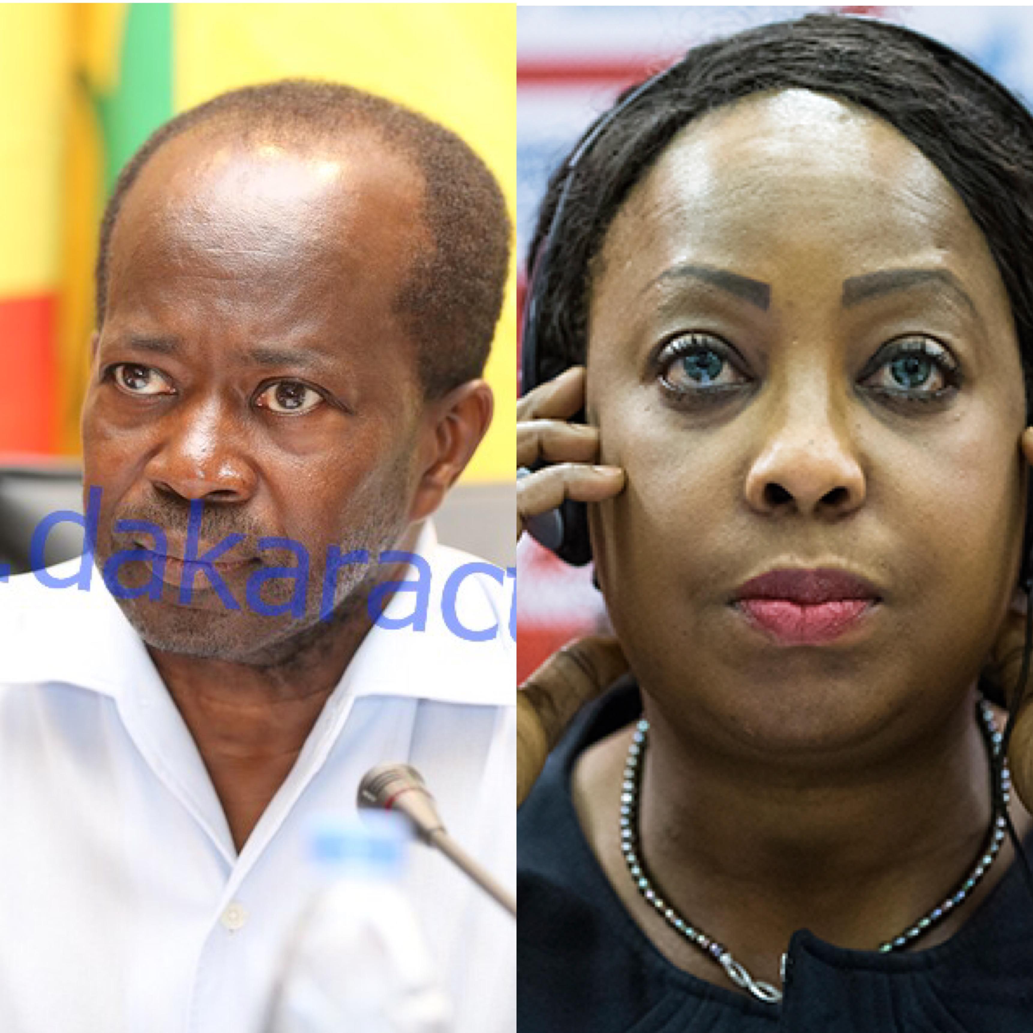 Diagna Ndiaye et Fatma Samoura désignés Personnalités Sportives de l'année (SPORT221)