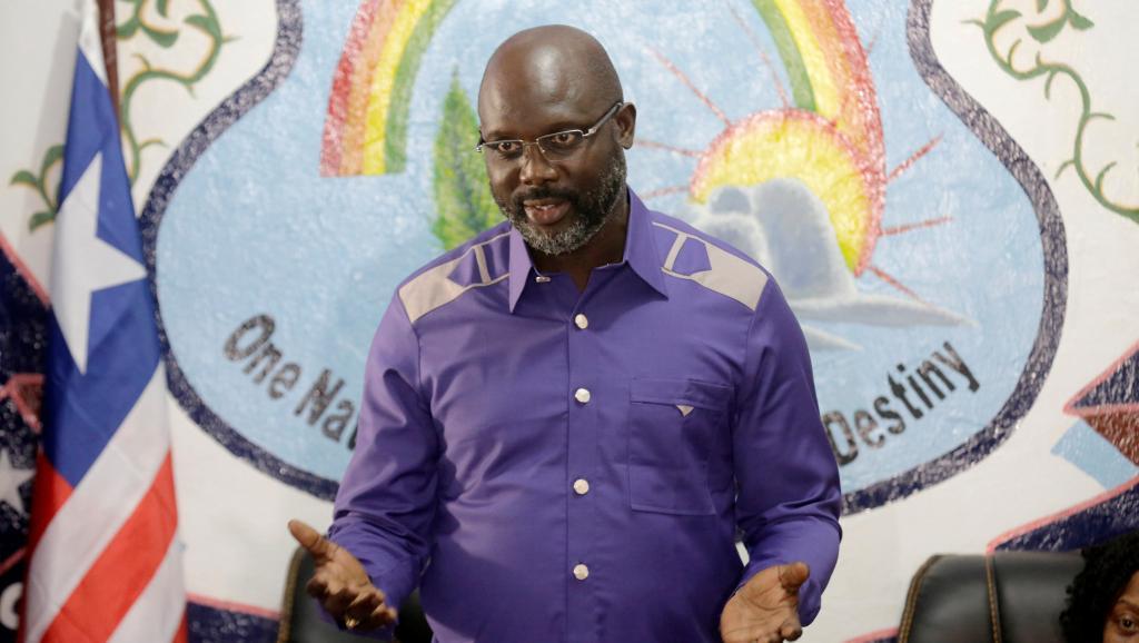 LIBERIA - George Weah : «Rendre hommage aux Libériens en améliorant leurs vies»