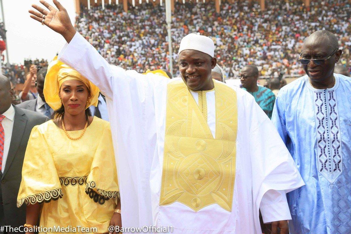 CEUX QUI ONT MARQUÉ 2017 : Adama Barrow, le Président par surprise de la Gambie