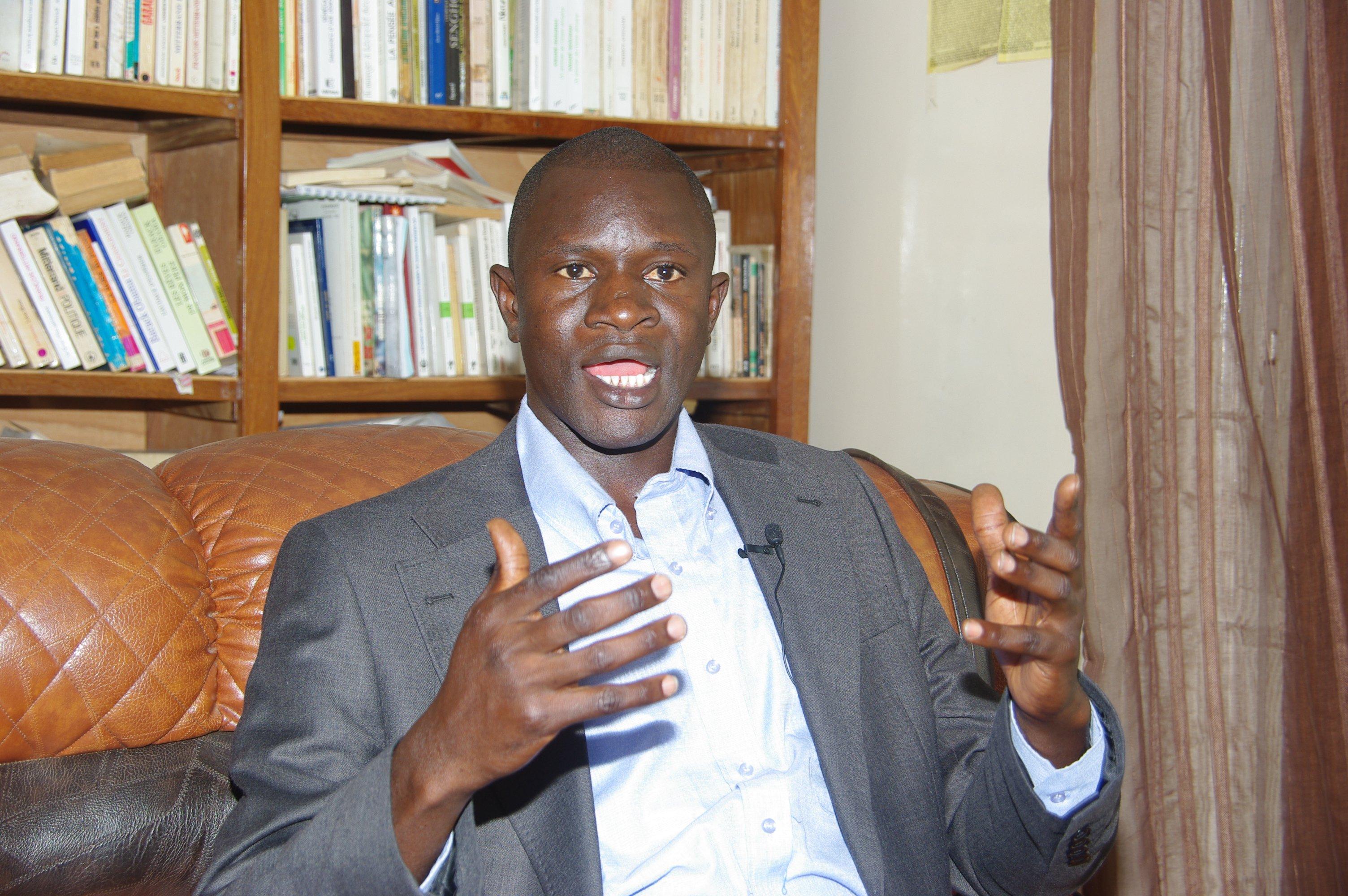 Son nom cité parmi les 65 exclus du Ps : Babacar Diop de la Jds a quitté le parti depuis octobre 2017