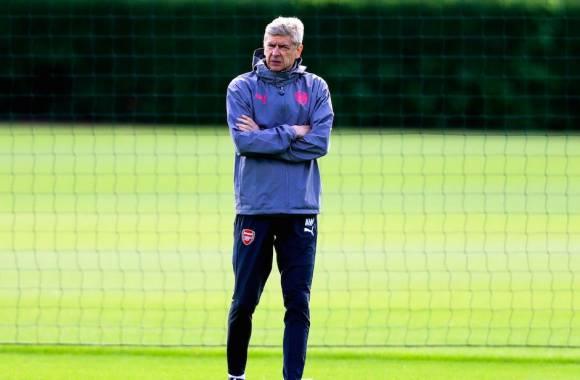 Wenger suspendu pour des propos envers l'arbitrage?