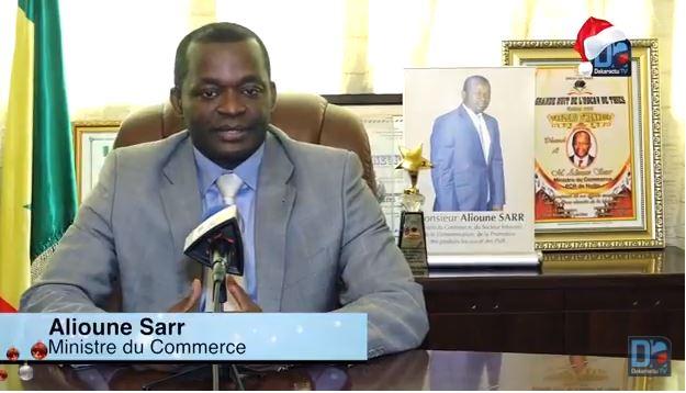 Le ministre du Commerce et des Pme a choisi Dakaractu pour dévoiler les grandes lignes de sa feuille de route pour l'année 2018.
