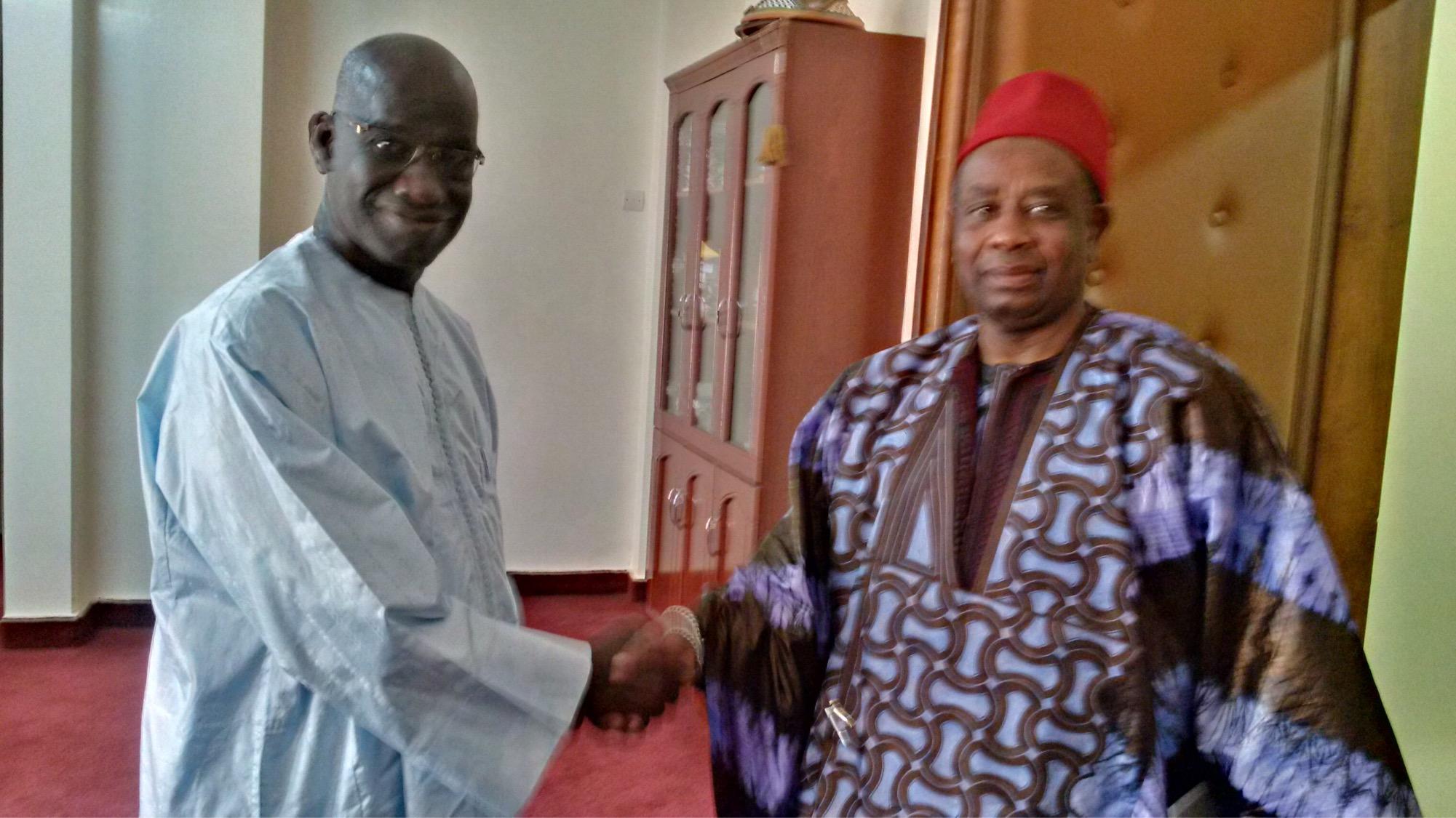 Libre circulation des personnes et des biens dans l'espace CEDEAO : Le Sénégal et la Gambie donnent le ton
