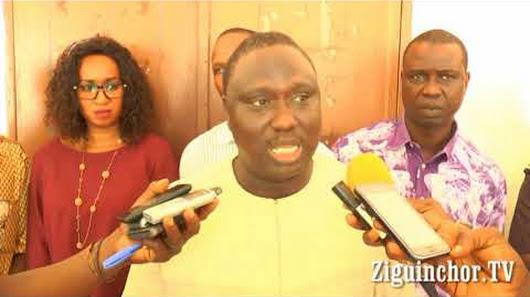 """Attaque de Boffa : """"il y a deux cas qui nécessitent une évacuation d'urgence sur Dakar"""" (Directeur)"""