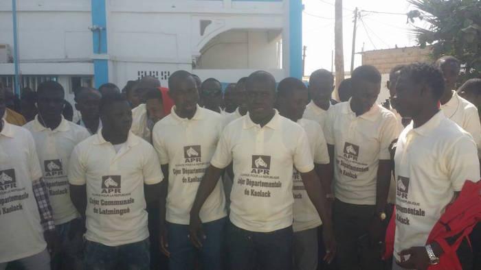 Mission de médiation de Benoît Sambou à Kaolack : La Cojer départementale apprécie et sollicite des moyens en direction de 2019