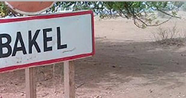 Bakel : L'Asp et le commandant de brigade se donnent en spectacle
