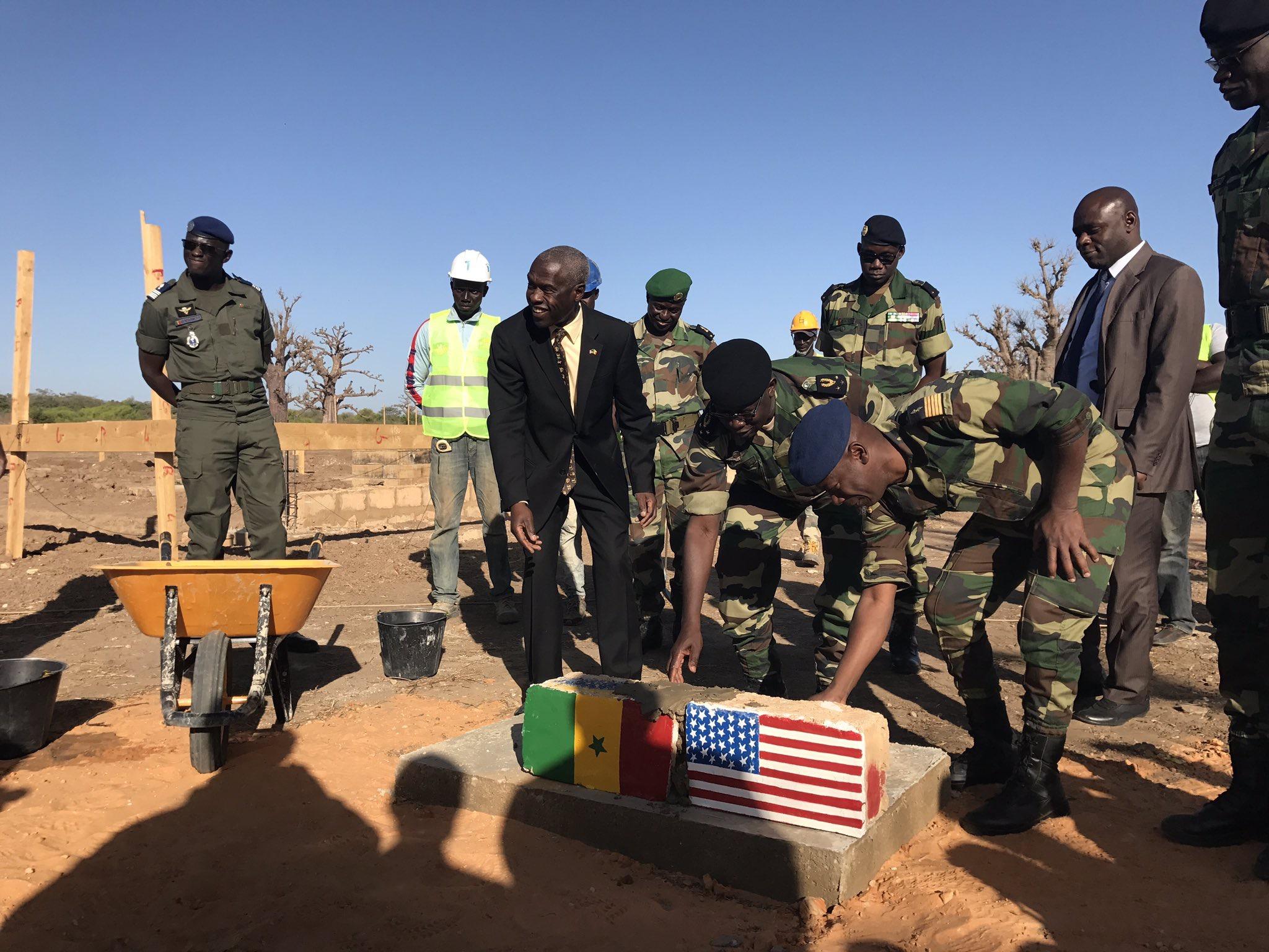 Thiès : 830 millions de Fcfa pour un centre de formation régionale d'aide à la lutte contre le Terrorisme
