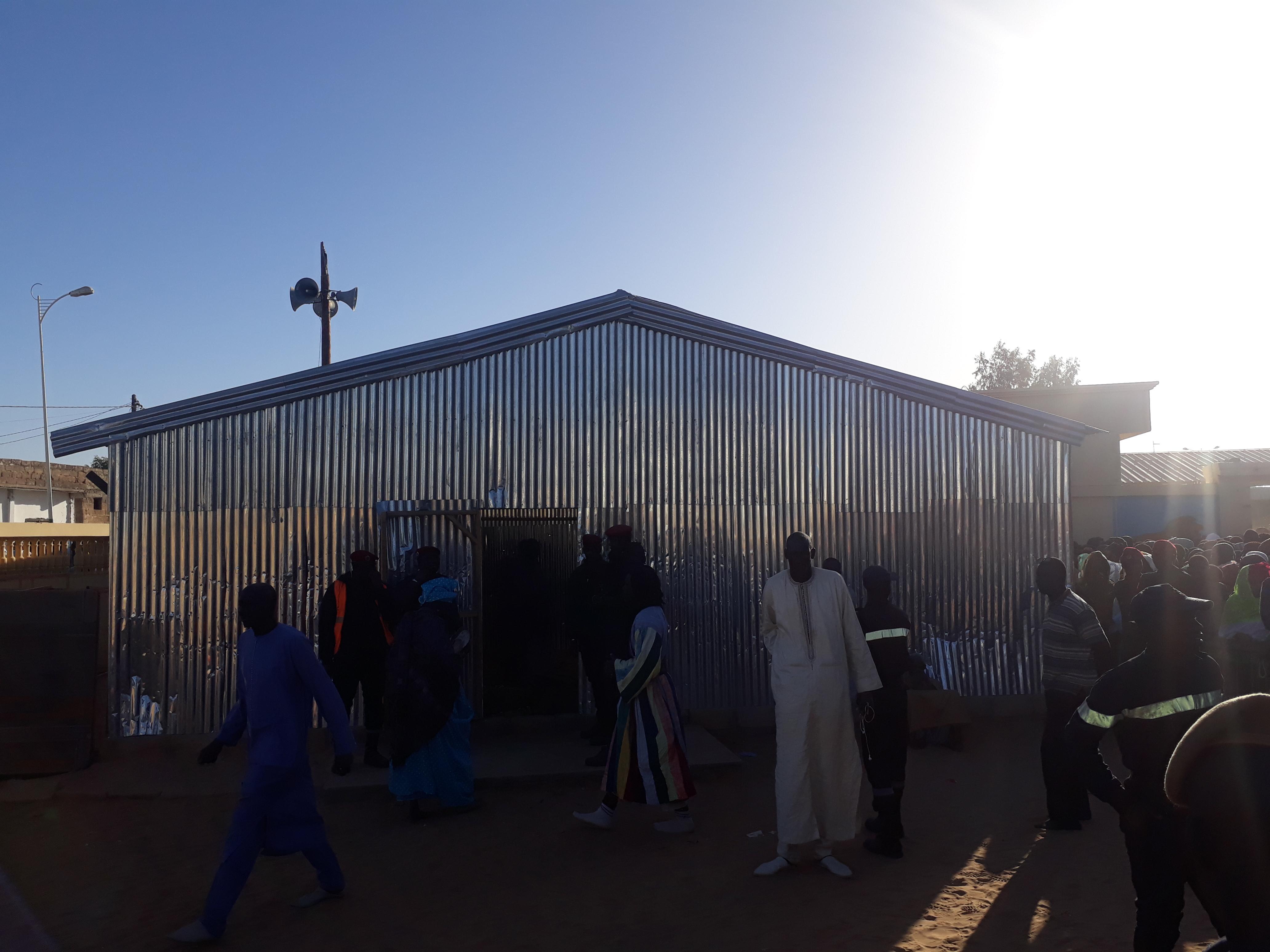Serigne Sidy Moukhtar Mbacké repose désormais dans sa demeure à Gouye-mbind (photos)