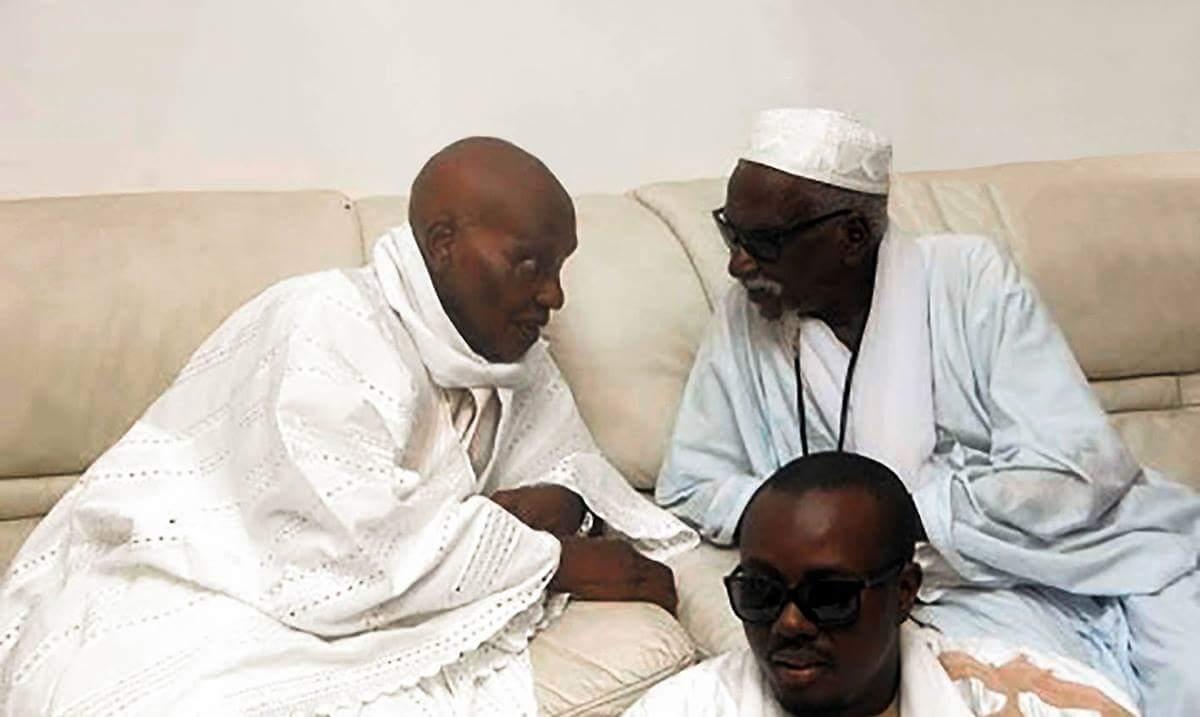 RAPPEL A DIEU SERIGNE SIDY MOCTAR : Abdoulaye Wade regrette la perte d'un Khalife, d'un marabout et d'un ami