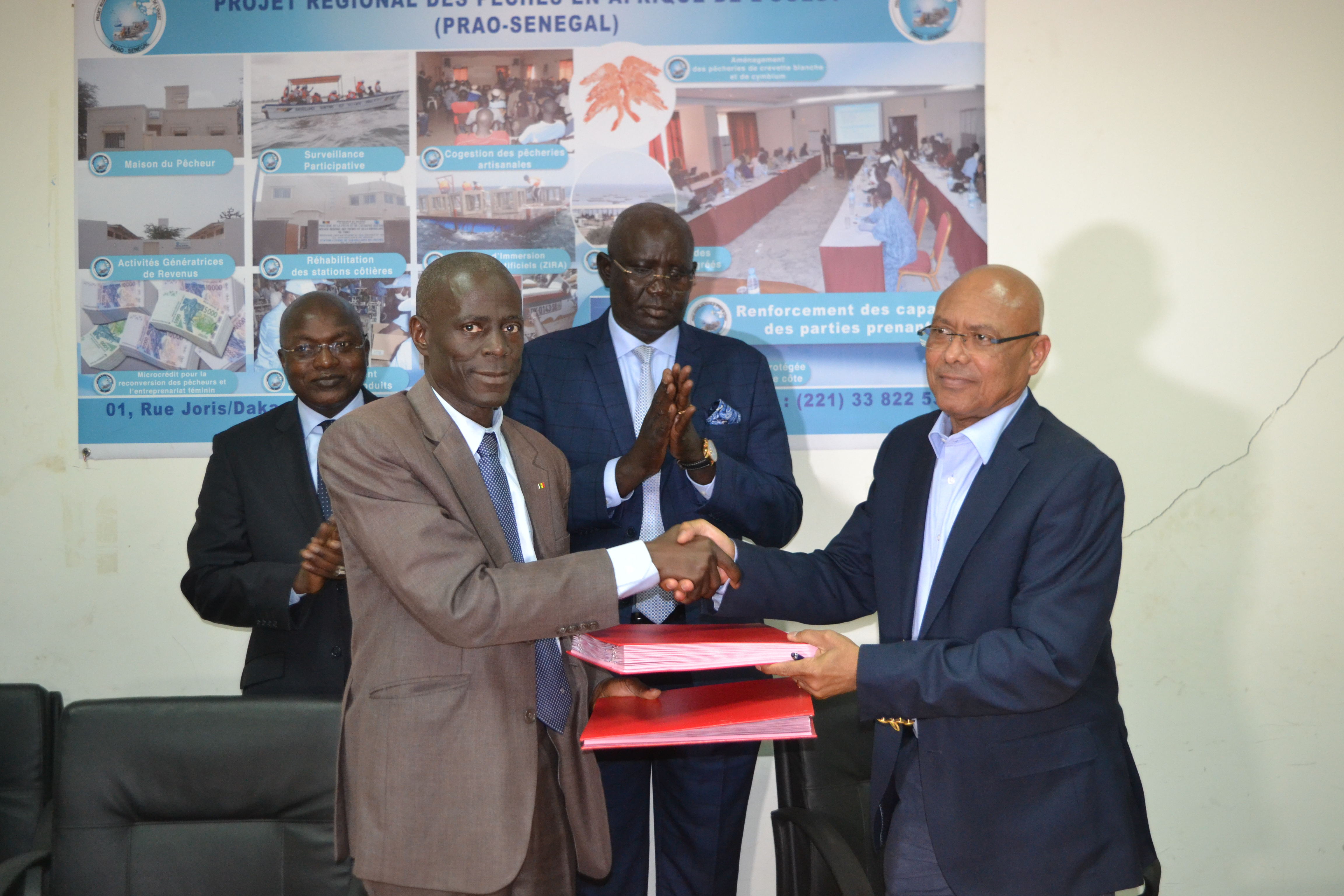 Coopération bilatérale en matière de pêche : un nouveau protocole entre la Guinée-Bissau et le Sénégal