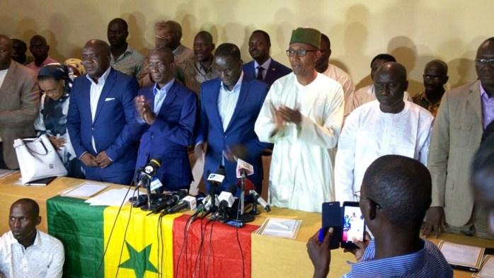 """""""POUR DES ELECTIONS DÉMOCRATIQUES AU SENEGAL"""" : L'opposition marche le 9 Février prochain"""