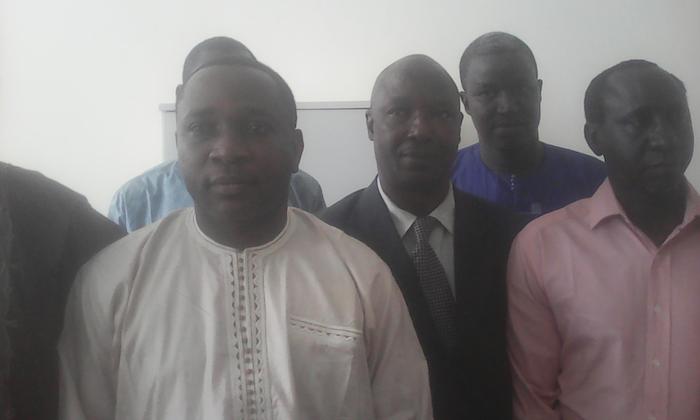 """Ibrahima Diao, Sg de la coordination du Parti Socialiste de Gniby : """" Tous les dissidents du Parti Socialiste de la région de Kaffrine seront exclus"""""""