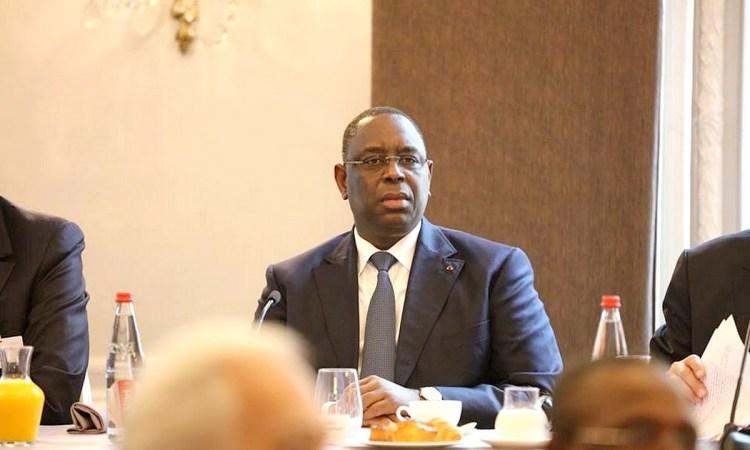 MACKY SALL PARLE DE LA PRÉSIDENTIELLE À SES MILITANTS : « Notre projet d'avenir pour le Sénégal reste notre meilleur atout »