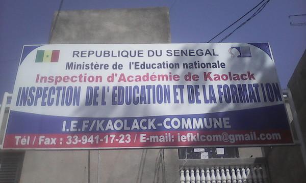 Kaolack : Le Réseau des enseignants républicains invite les syndicats d'enseignants à reprendre le chemin des classes