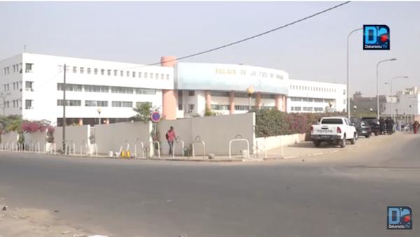 Palais de Justice : Un prisonnier s'échappe de la cave du tribunal de Dakar